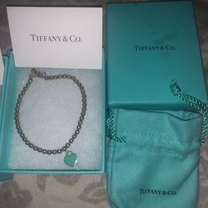 Tiffany & Co. classic bead bracelet